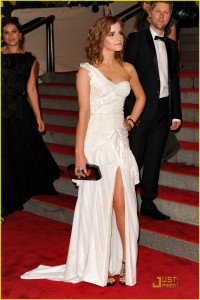 """American Woman: Fashioning A National Identity"" Met Gala - Arrivals"